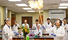 CBU hosts community event for National Chemistry Week
