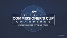 For an unprecedented fifth-straight year and sixth overall, The Lancers claimed the PacWest Commissioner's Cup.
