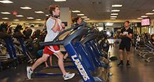 CBU Recreation Center offers training for endurance challenges