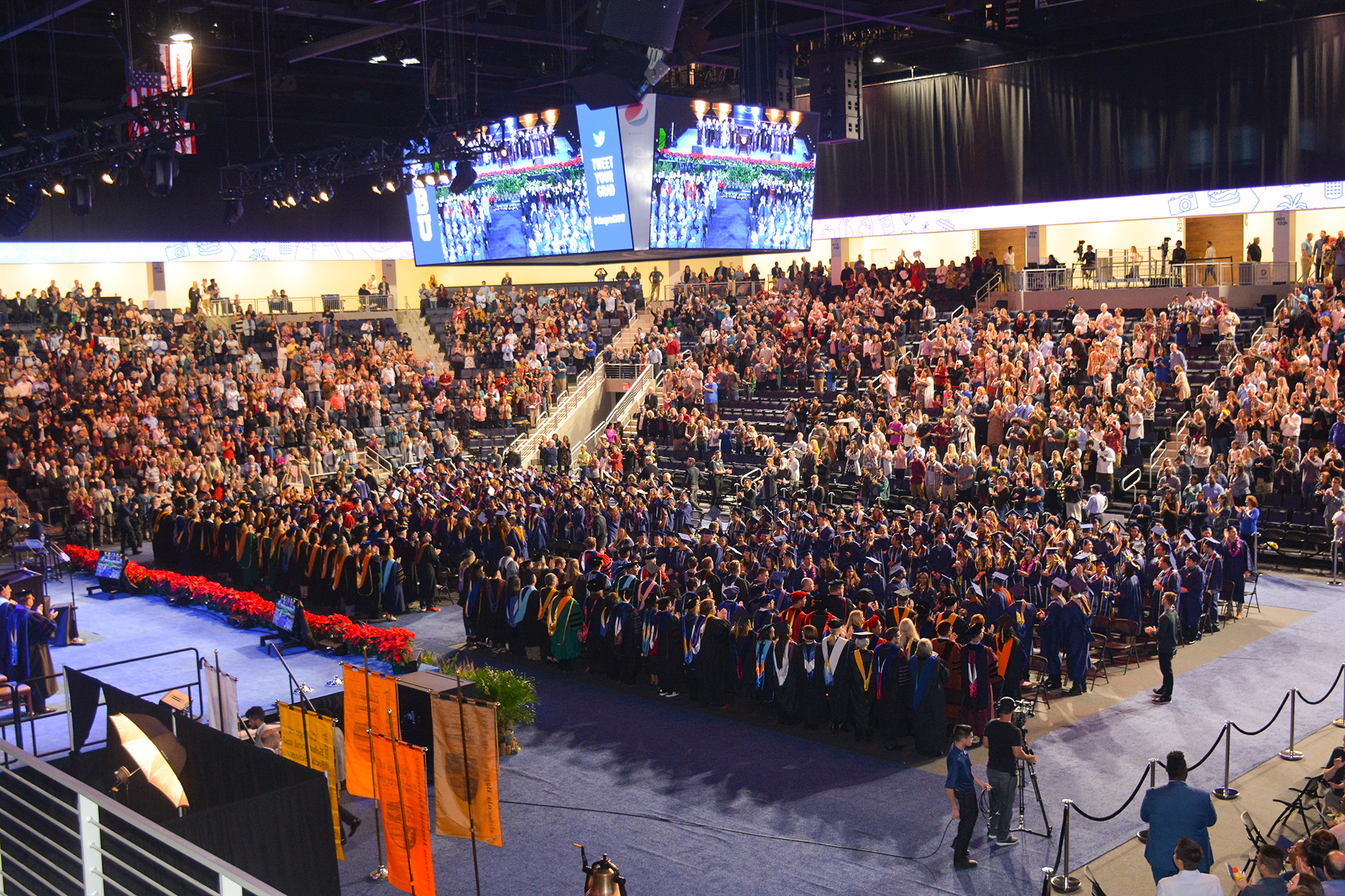 Fall Commencement CBU 2017