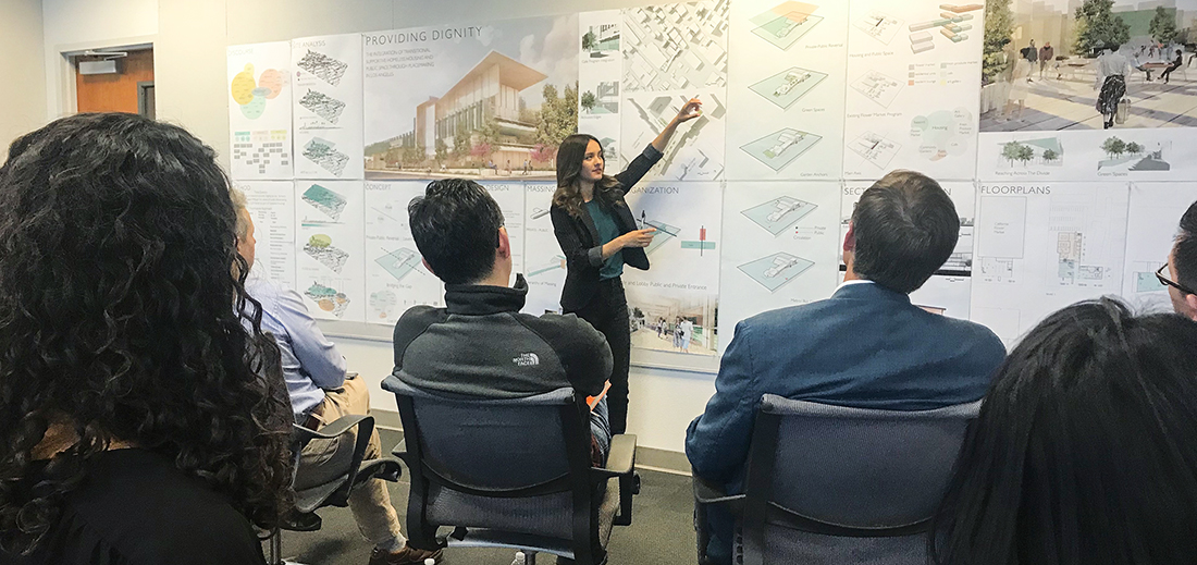 Master of Architecture program at CBU achieves initial accreditation