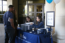 CBU offers new student orientation months before start of fall semester