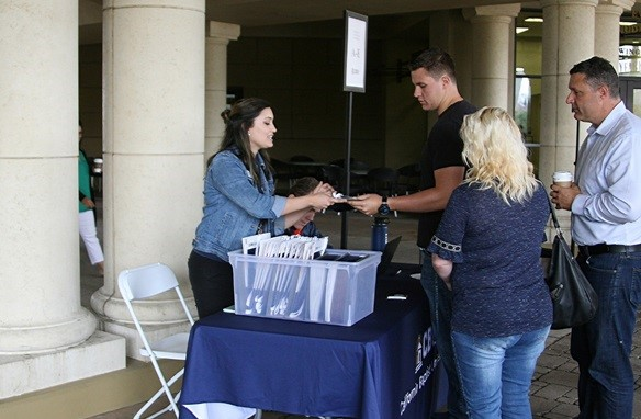 New Student Orientation prepares CBU freshmen for fall semester