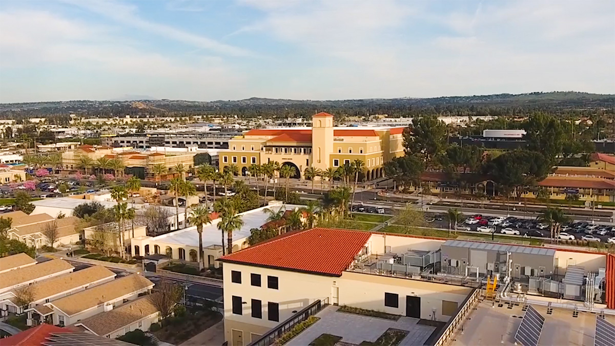 CBU scores high in 2020 Niche rankings for quality of campus life