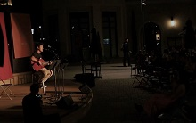 CBU students share their musical talents at Open Mic Night