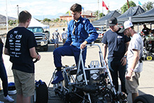 SAE club at CBU revving up on the racetrack