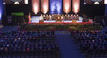 CBU fall graduates encouraged to pursue their purpose in life