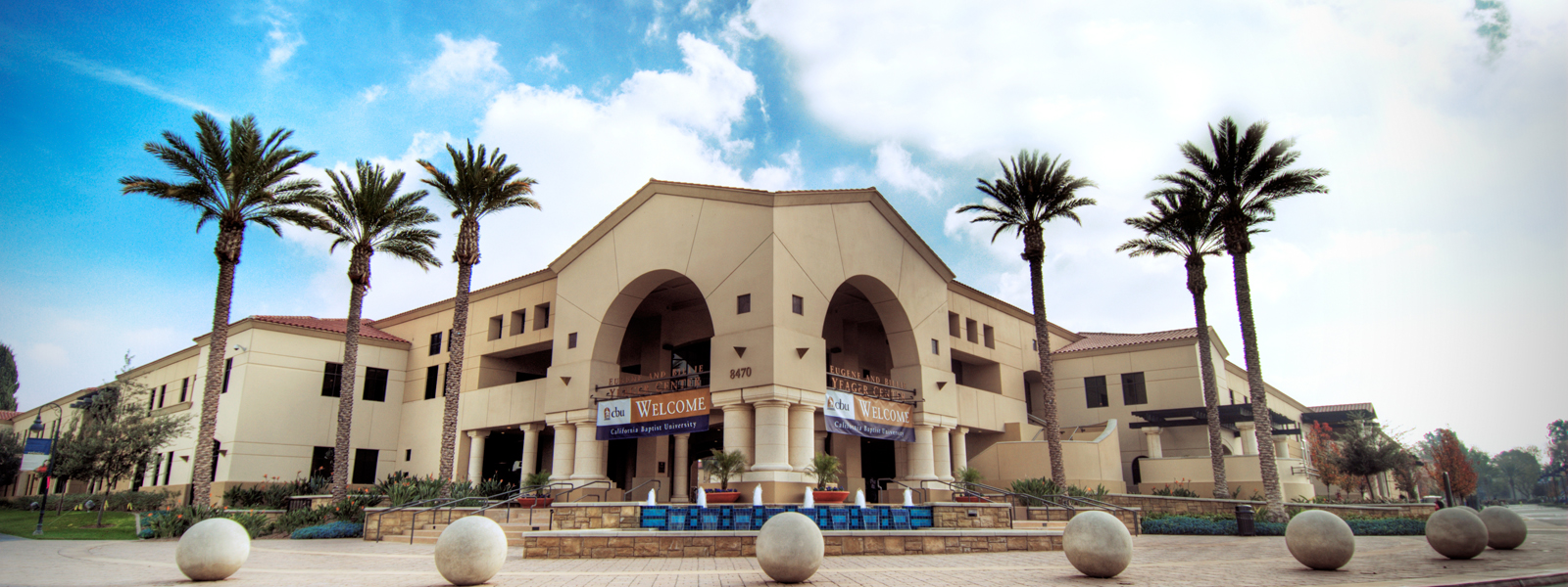 california baptist university campus