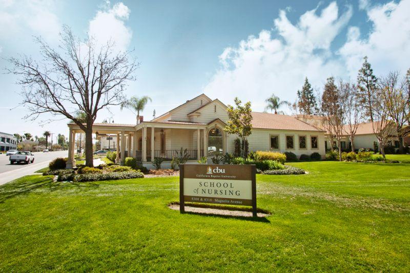 Universities In California California Baptist University