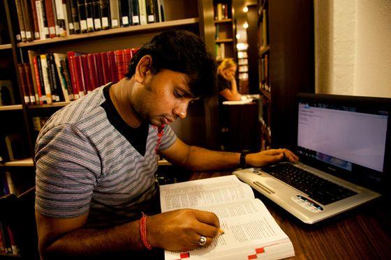 Writing universities