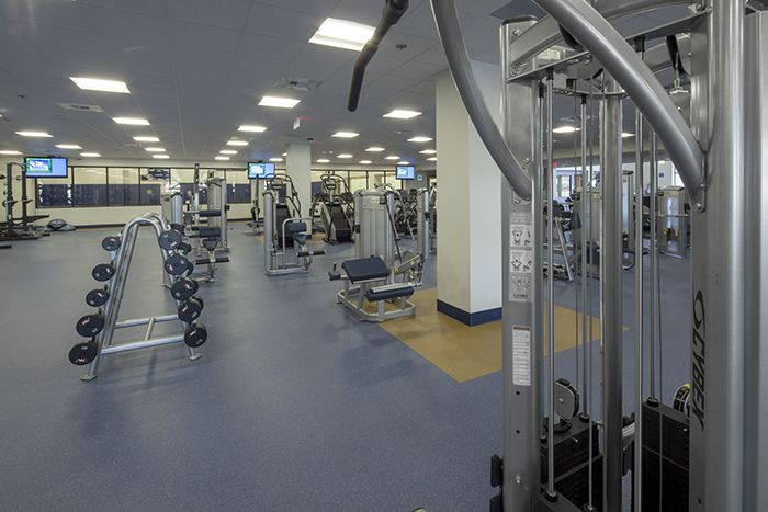 Strength Training Area #1