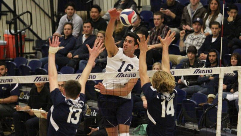 After a season filled with accolades, Levi Cabral added yet another as the California Baptist University standout was named The Press-Enterprise men's player of the year this week.