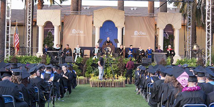 California Baptist University :: Explore CBU :: CBU honors 1,117 graduates at spring commencement