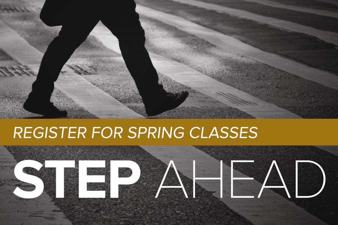 Spring Step Ahead